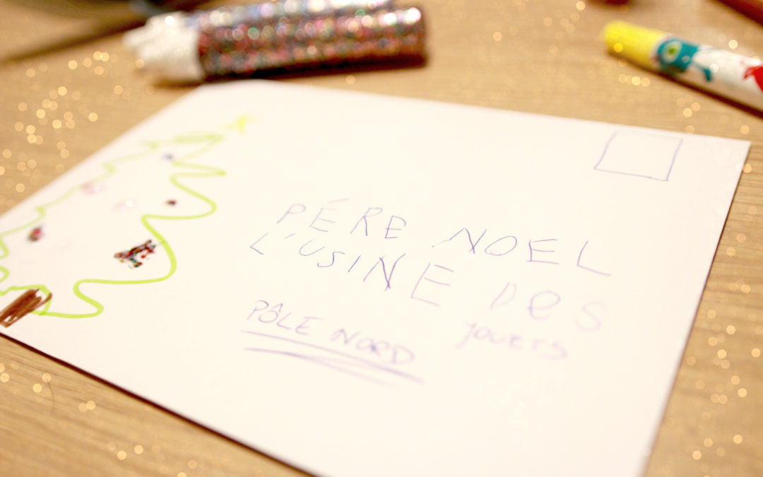 Letters to Santa the Swiss way